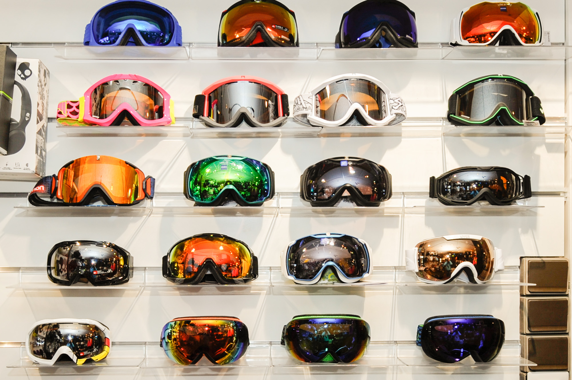 Ski Top masques