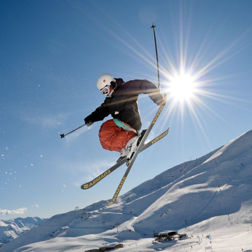 location ski freestyle
